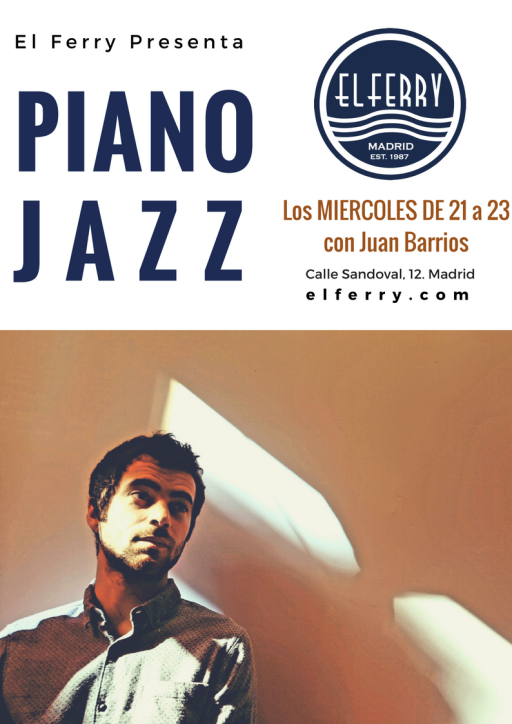 Piano Jazz en el Ferry